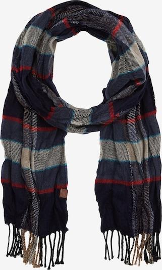 CAMEL ACTIVE Schal in navy / mischfarben, Produktansicht