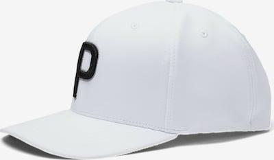 PUMA Czapka sportowa w kolorze białym, Podgląd produktu