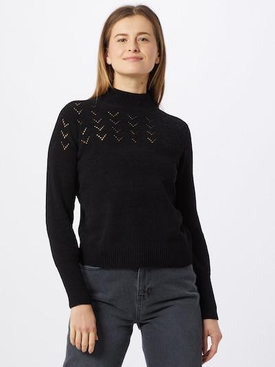 ONLY Pullover 'Coya' in schwarz, Modelansicht