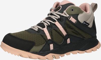 Pantofi cu șireturi 'Garrison' TIMBERLAND pe kaki / roz / negru, Vizualizare produs