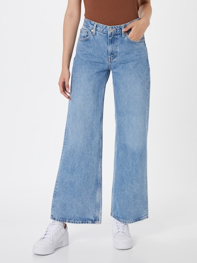 WEEKDAY Jeans 'Ray' in Light blue, View model