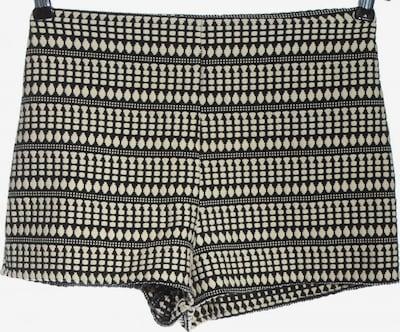 Staring at Stars Hot Pants in S in schwarz / wollweiß, Produktansicht
