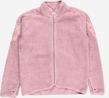 MoloFlis jakna 'Ulan' - roza boja