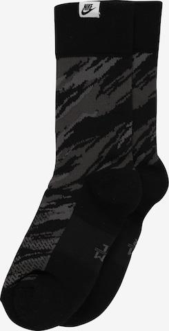 Nike Sportswear Sockor i svart