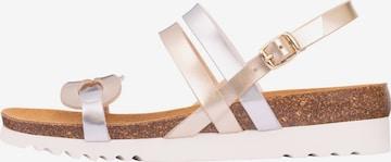 SCHOLL Sandale  'Sofia' in Silver