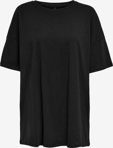 ONLY T-Shirt 'Aya' in Schwarz