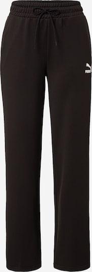 PUMA Damen Trainingshose 'Iconic T7' in schwarz, Produktansicht