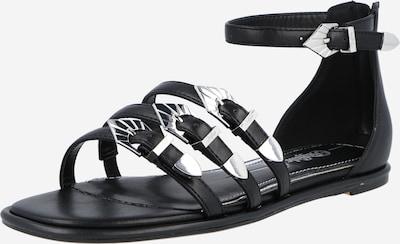 BUFFALO Sandale 'RIEKE' in schwarz, Produktansicht