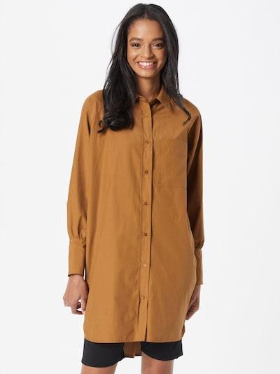 Soyaconcept Bluse 'NETTI' in braun, Modelansicht