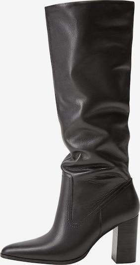 MANGO Laarzen 'Boby' in de kleur Zwart, Productweergave