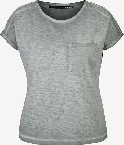 Lecomte Shirt in mottled grey / Green, Item view