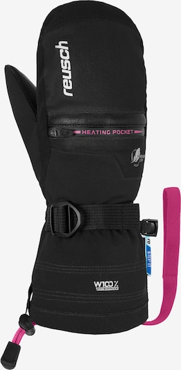 REUSCH Fäustlinge 'Luis R-TEX® XT Junior Mitten' in pink / schwarz, Produktansicht
