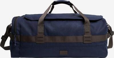 MANGO MAN Tasche 'Valley' in nachtblau / braun, Produktansicht