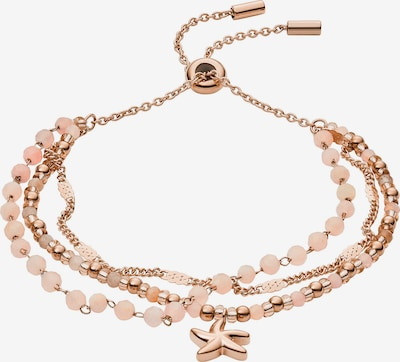 FOSSIL Armband in rosegold / rosé, Produktansicht