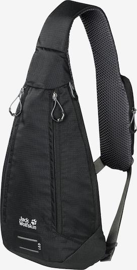 JACK WOLFSKIN Rucksack 'Delta' in schwarz, Produktansicht