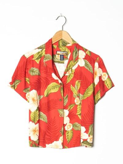 Havana Jack'S Cafe Hawaiihemd in M-L in rot, Produktansicht