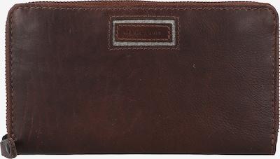 Harold's Geldbörse  'Aberdeen' in schoko, Produktansicht