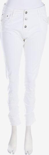 ViCOLO Hose in S in weiß, Produktansicht