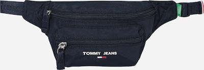 Tommy Jeans Bæltetaske i navy / rød / hvid, Produktvisning