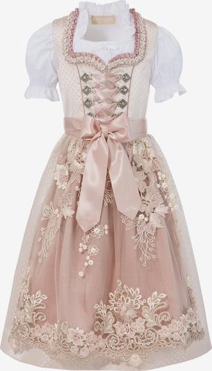 Krüger Kids Dress in Pink / White, Item view