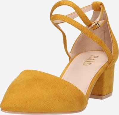 Raid Zapatos con plataforma 'AVIA' en mostaza, Vista del producto