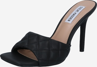 STEVE MADDEN Mule 'SIGNIFY' in black, Item view