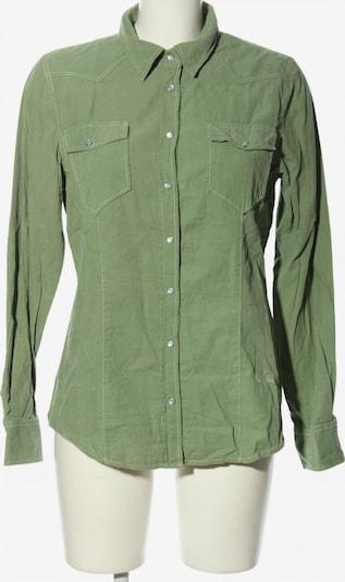 Emily Van Den Bergh Hemd-Bluse in L in khaki, Produktansicht