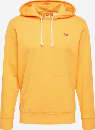 LEVI'S Mikina - zlatě žlutá / červená, Produkt
