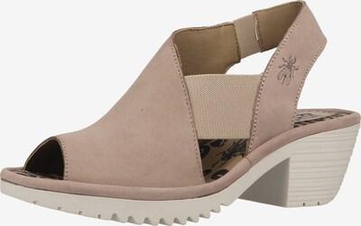 FLY LONDON Sandalen in beige, Produktansicht