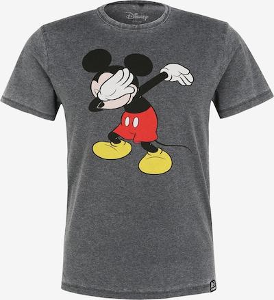 Recovered T-Shirt in grau, Produktansicht