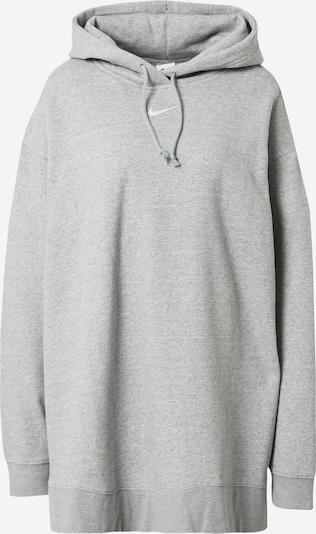 Megztinis be užsegimo iš Nike Sportswear, spalva – margai pilka, Prekių apžvalga