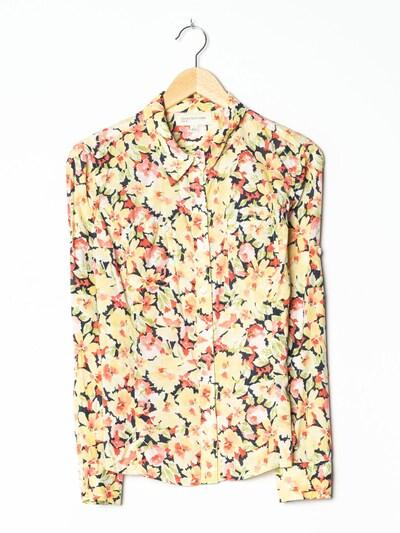 JONES NEW YORK Blumenbluse in L in pastellgelb, Produktansicht