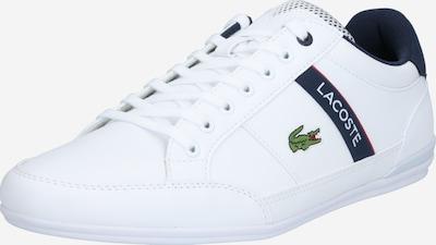tengerészkék / piros / fehér LACOSTE Rövid szárú edzőcipők 'CHAYMON 0120 2 CMA', Termék nézet