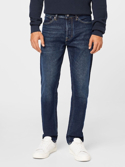 Kings Of Indigo Jeans 'JOHN' in blue denim, Modelansicht
