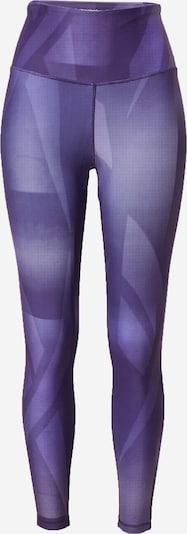 REEBOK Leggings in lila / dunkellila, Produktansicht