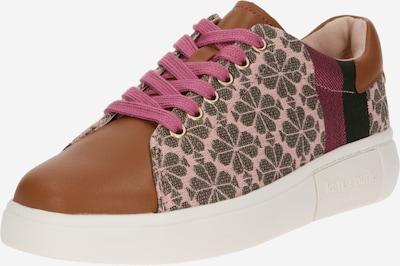 Kate Spade Sneaker 'KESWICK' in chamois / cyclam / rosa / schwarz, Produktansicht