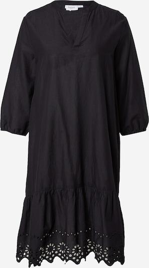 SAINT TROPEZ Jurk 'Ulva' in de kleur Zwart, Productweergave