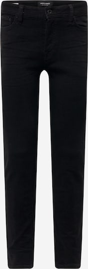 Jeans 'Tim' JACK & JONES pe negru denim, Vizualizare produs