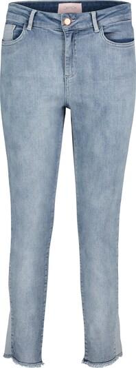 Cartoon Slim Fit-Jeans figurbetont in blau, Produktansicht