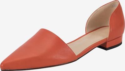 Ekonika Ballerinas in orange, Produktansicht