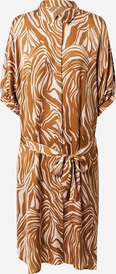Soyaconcept Skjortklänning 'RANDINE 2' i beige / karamell, Produktvy