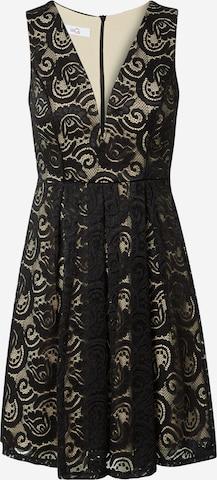 Rochie de cocktail 'SMITHY' de la WAL G. pe negru