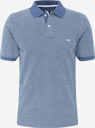 FYNCH-HATTON T-Krekls tumši zils / balts, Preces skats