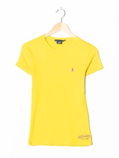 Ralph Lauren Top & Shirt in XS in Lemon, Item view