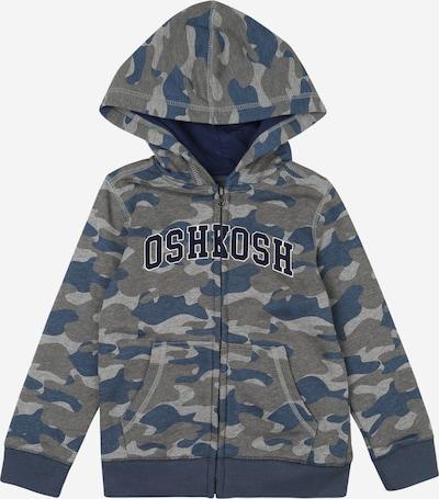 OshKosh Hoodie in blau / grau, Produktansicht