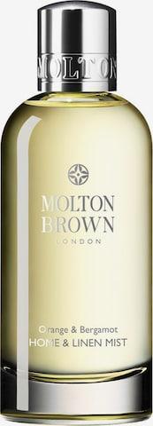 Molton Brown Raumduft 'Orange & Bergamot Home & Linen' in Transparent