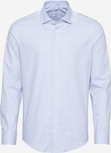 SEIDENSTICKER Hemd in hellblau / weiß, Produktansicht