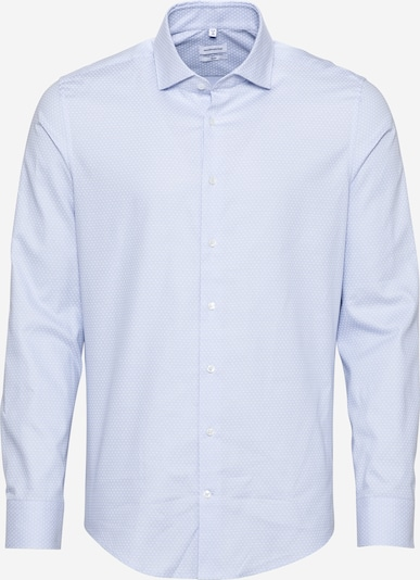 SEIDENSTICKER Shirt in Light blue / White: Frontal view