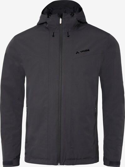 VAUDE Outdoorjacke ' SE M Morkon J ' in schwarz, Produktansicht