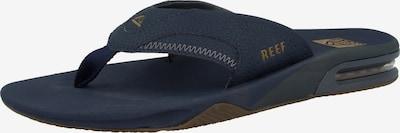 REEF Sportschoen in de kleur Donkerblauw / Bruin, Productweergave